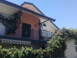 Taormina Etna Villa in residence Acquachiara