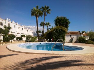 Row House near Benidorm, sunny southeast of Spain, La Nucia
