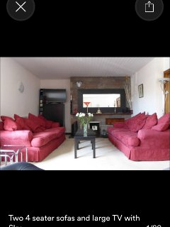 Beautiful home very close to Royal Troon Open Golf