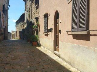 Appartamento centro storico Volterra