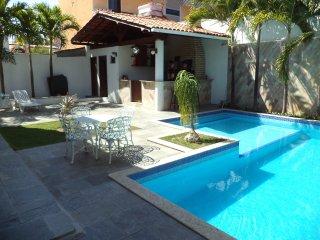 Luxuosa casa  na praia de Piatã- Salvador