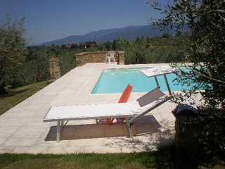 Campagna Toscana Rustico e Piscina