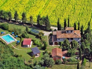 3 bedrooms apartment typical tuscany countryhouse