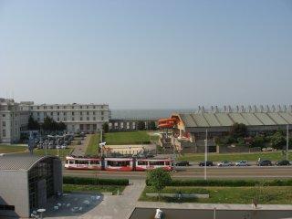 duplex apt. 160 sq.m. with terrace, Ostend