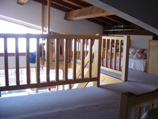 Our family ski apartment, on the slopes, Les Arcs 1800