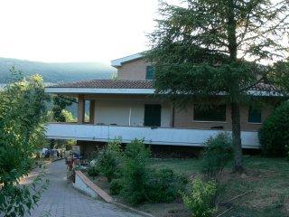 Monolocale casa di campagna con piscina a Perugia