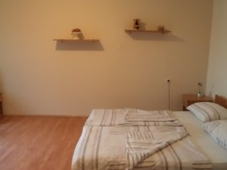 Pansion- Apartment for 2 persons with seaview, Razanac