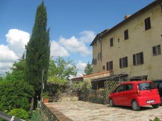Casa vacanze in borgo medievale, Montespertoli