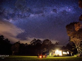 Nightcap Ridge - Byron Bay Hinterland Cottage, Whian Whian