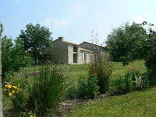 Charmante maison de vigneron à la campagne