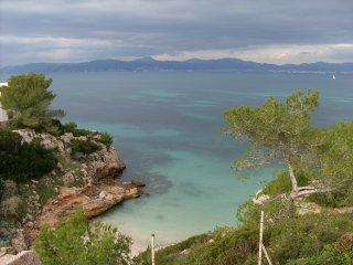 Mallorca primera linea de mar, Llucmajor