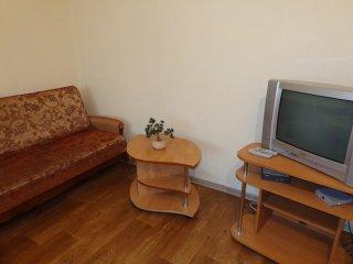 Budget apartment for 4, Kiev