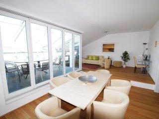 2 Bedroom Rooftop Apartment - Terrace, Viena