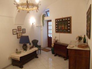 Il cavalluccio marino, appartamento tipico, Capri