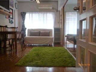 Shibuya-Nakameguro-2bedroom3 beds&mobilewifi