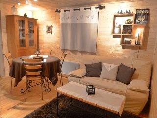 Joli appartement dans chalet de Montagne, La Batie-Neuve