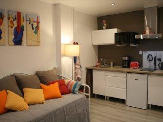 Confortable gîte meublé Lisieux centre