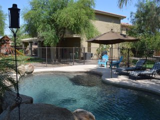 3,500 Sq. Ft. Family Retreat W Private Heated Pool