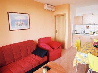 Villa Anna apartment 1, Selce