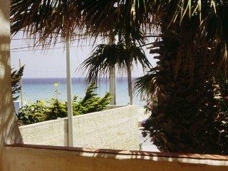 Appartamento fronte spiaggia sabbia bianca Mazara