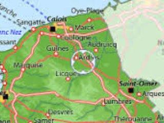 région d'Ardres-entre Calais et Saint-Omer