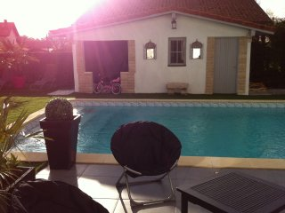 Belle villa Bayonne Anglet Biarritz (10 personnes), Bayona