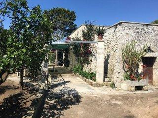 Casa vacanza in Campagna vicino Torre dell'Orso, Martano