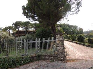 ampio monolocale in villa