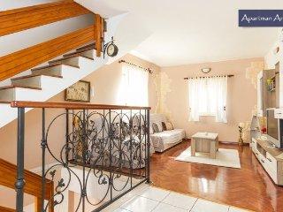 Duplex apartment in the center of Split