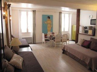 appartement de charme,spacieux,coeur du vieux nice