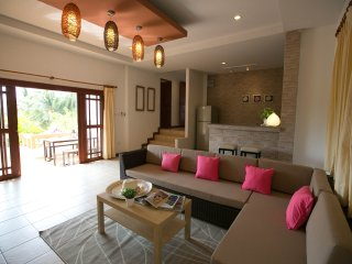 3 Bedroom Family Villa with shared pool