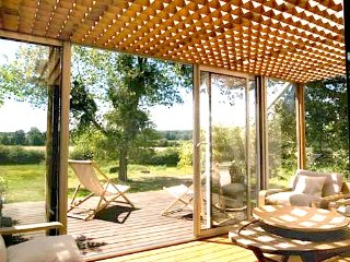 Le Moulin, pleine campagne, espace, confort, repos