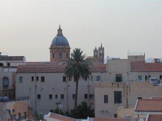 Appartamento panoramico in centro
