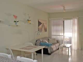 Medano. 1 bedroom apartment, Beach and Terrace., El Medano