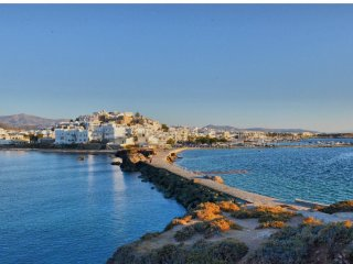 Brilliant location Townhouse, Naxos Town