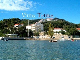 Villa Trlika - Apartment A3, Ciudad de Rab