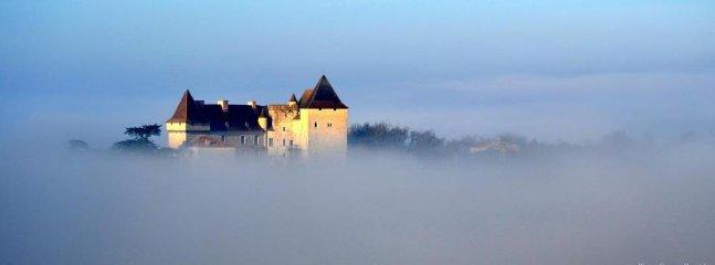 Castillo Goudourville, 1 hora de Toulouse, para unas vacaciones familiares, amigos, hermosas recepciones