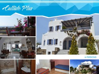 'Callisto Plus' Villa in Paros