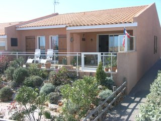 Fitou, Villa with swimming pool and sea view