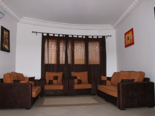 Appartement de luxe dans 1 verger proche de la mer, Ngaparou
