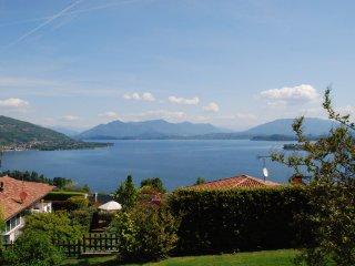 Lake Maggiore villa with stunning view