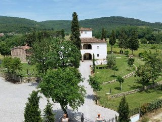 Tuscany Resort Occhini - free wifi, pool, parking, Castiglion Fibocchi