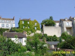 la maison haute, Chateau-Landon