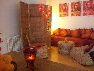 Stadtappartement mit mediteranem Charme, Cologne