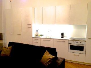 Luxus hoheschule-apartment COURBETTE mit Terrasse, Vienna