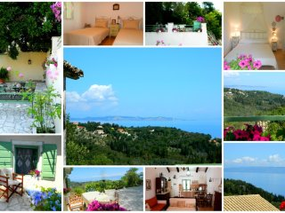 Traditional Stone House - Peppe's Place on Paxos, Loggos