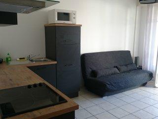 Appartement 2 pieces a 30m de la mer
