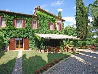6 villa con piscina - 13480, San Gimignano