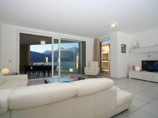 Contemporanea appartamento con 3 camere da letto - 13416, Maccagno