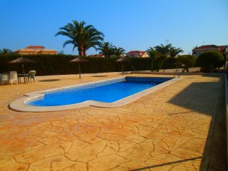 Bargain for families holidays, 6 to 9 people, Orihuela